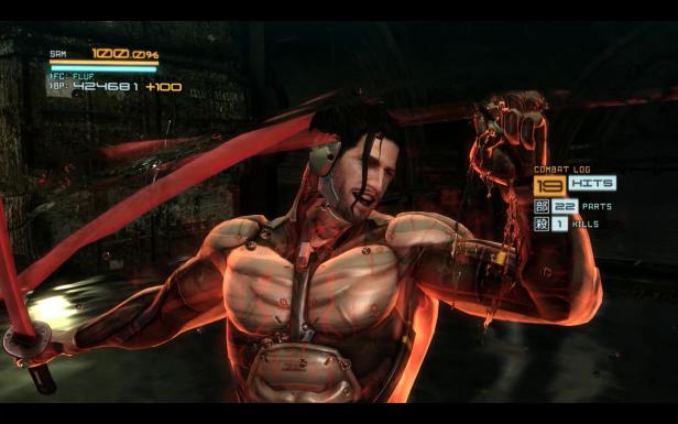Metal Gear Rising DLC