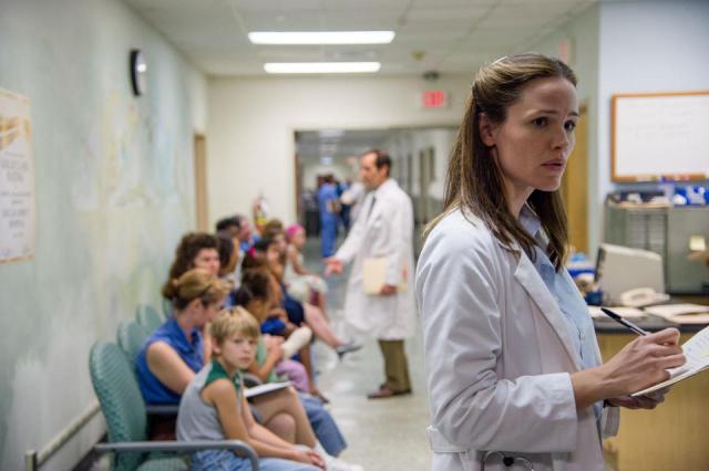 Dallas Buyers Club Garner hospital