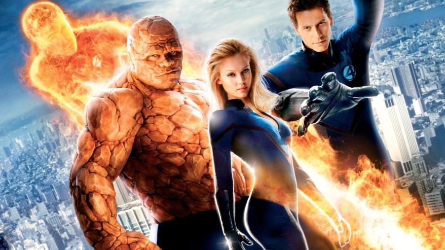 Fantastic Four Movie Tim Story