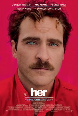 Her Joaquin Phoenix Spike Jonze
