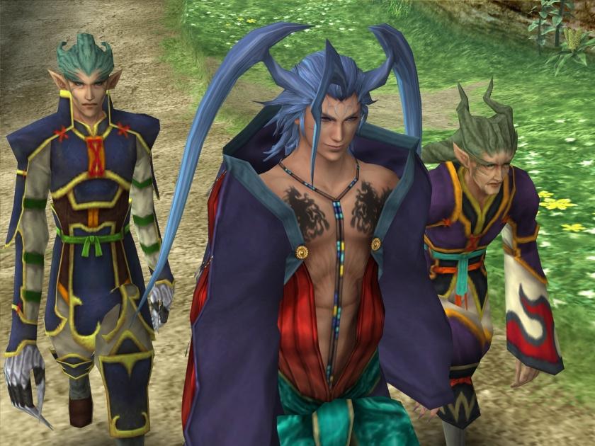 Seymour Final Fantasy X