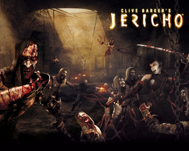 Cliver Barker's Jericho