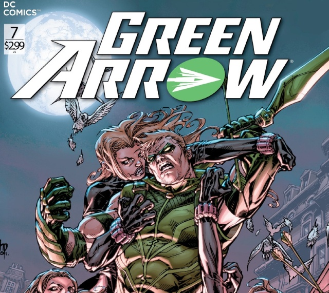 Green Arrow 7 Nocenti