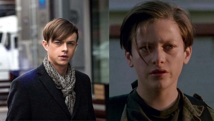 Harry Osborn John Connor