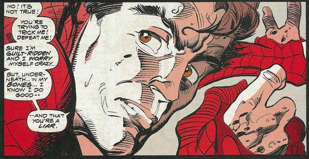 Spider-Man 17 culpa