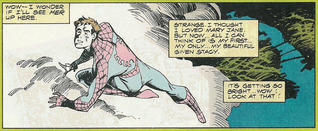 Spider-Man 17 Gwen Stacy