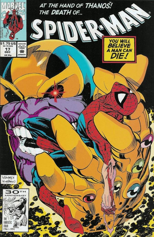Spider-Man 17 thanos