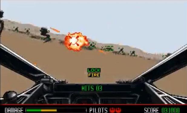Star Wars Rebel Assault