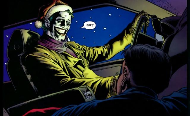 Detective Comics 826 Joker Whats up
