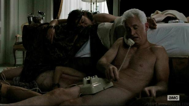 Roger Sterling morning