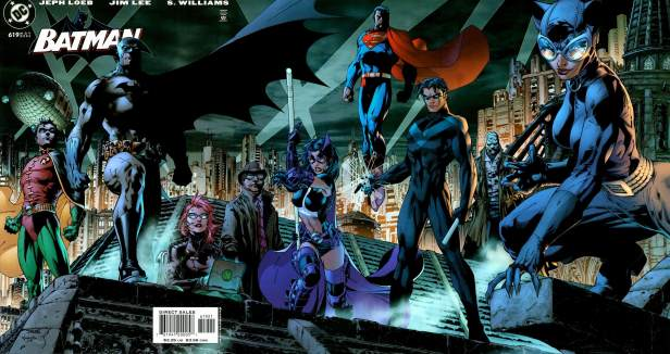 Batman Hush 619