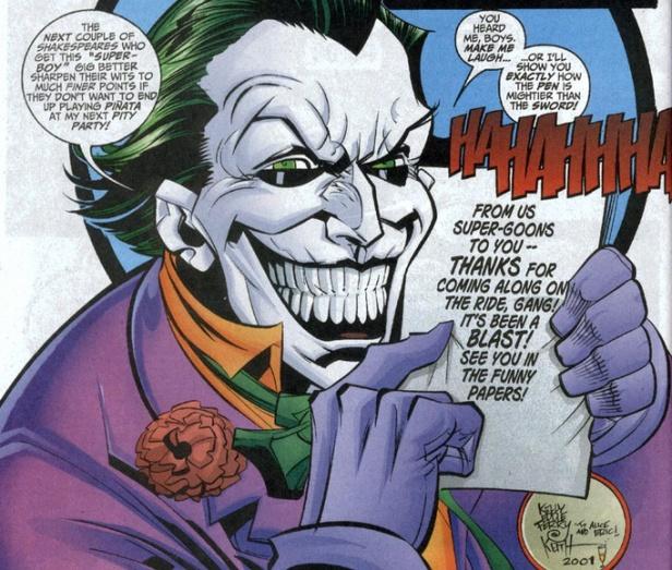 Joker pasquall ferry