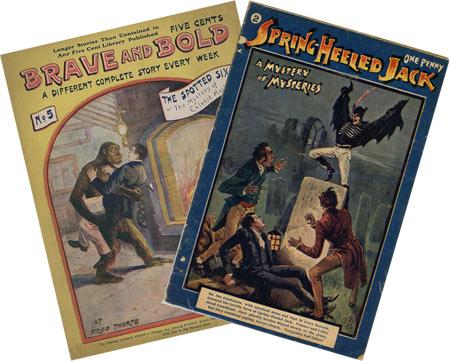 penny-dreadful-dime-novel-springheeled-jack-brave-bold-gorilla
