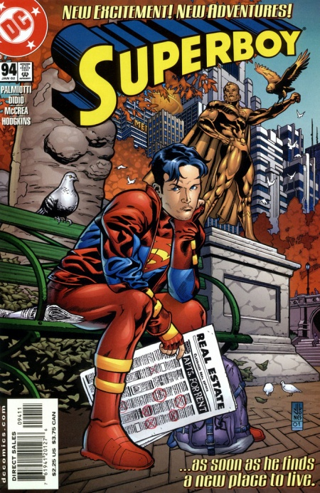Superboy 94 Dan DiDio