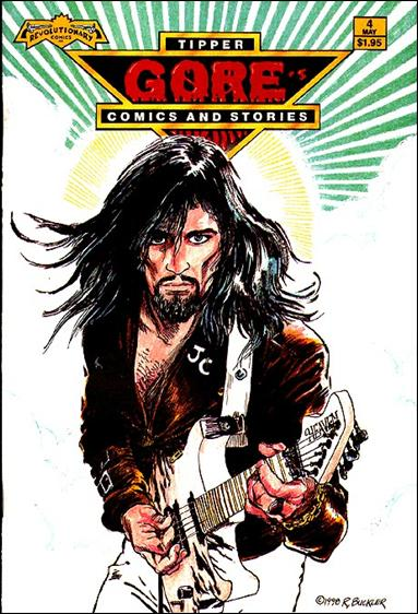 Tipper Gore's Comics and stories 4