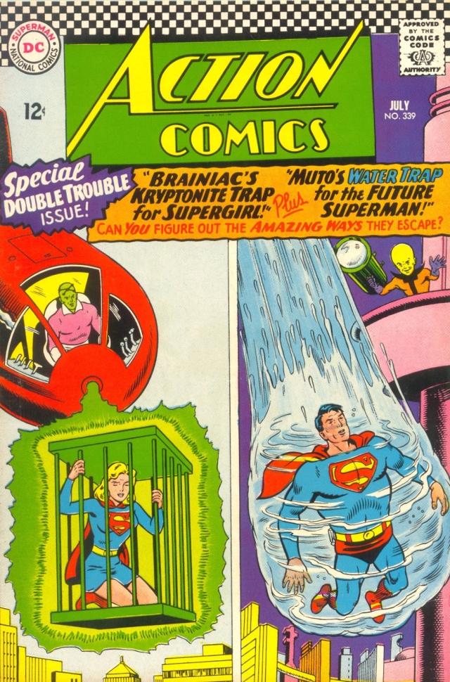 Action Comics 339