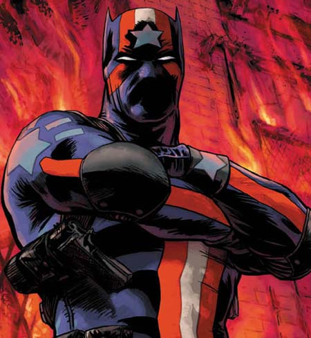 Black Panther Captain America