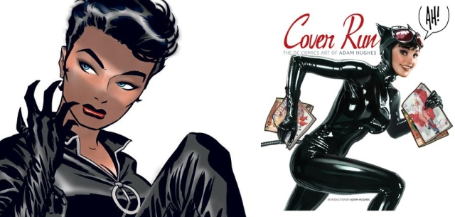Catwoman Cooke Hughes