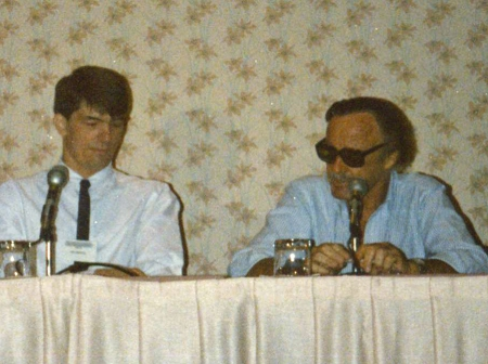 Jim Shooter & Stan Lee