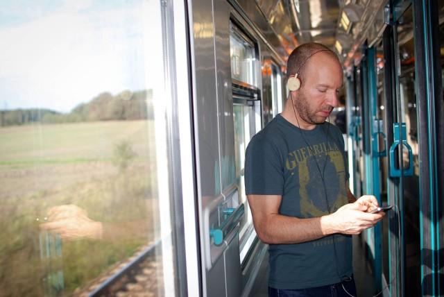 Jordan Mechner tren