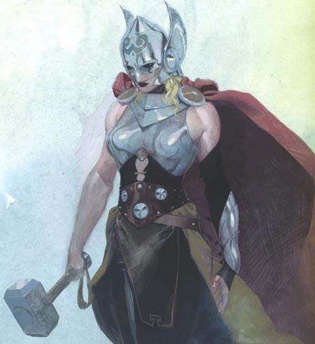 marvel-thor-woman-jason-aaron-Russell Dauterman