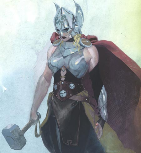 marvel-thor-woman-jason-aaron-Russell Dauterman