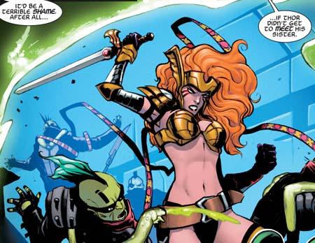 Original Sin - Thor & Loki-angela