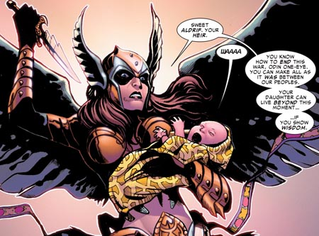 Original Sin - Thor & Loki-angela2