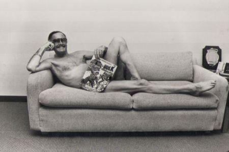 Stan Lee en bolas