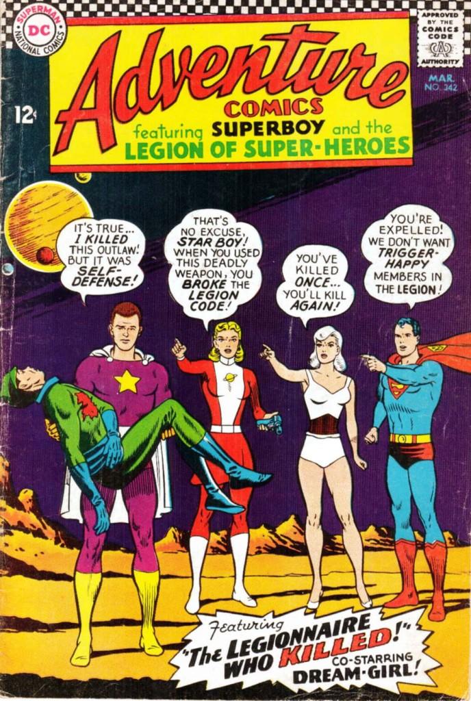 Adventure Comics 342