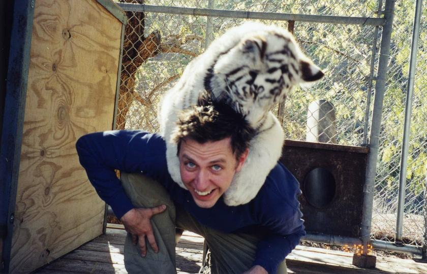 James Gunn Tiger