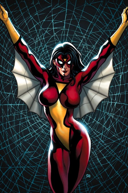 Spiderwoman Cho