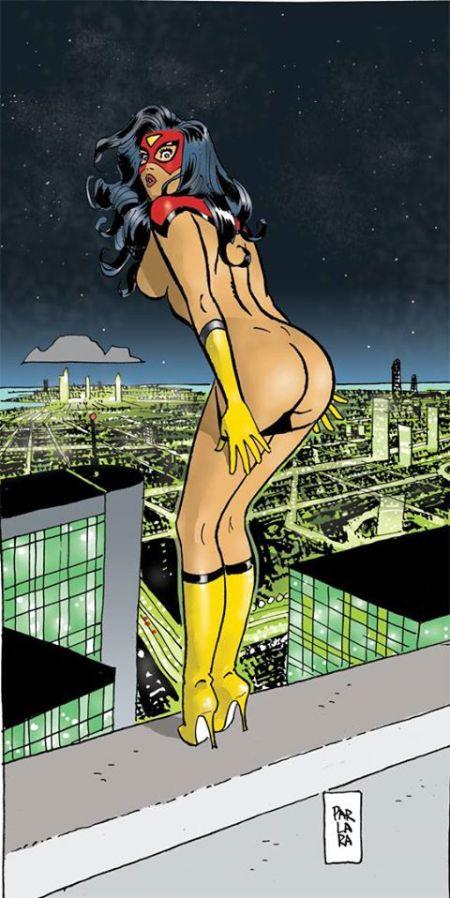 Spiderwoman Parlov