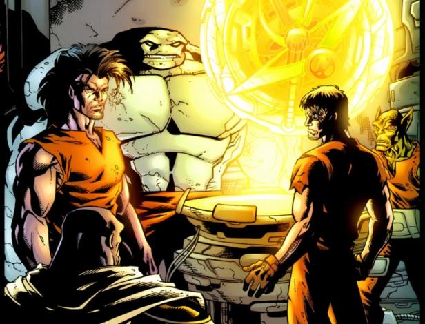 Stralord Thanos Gladiator