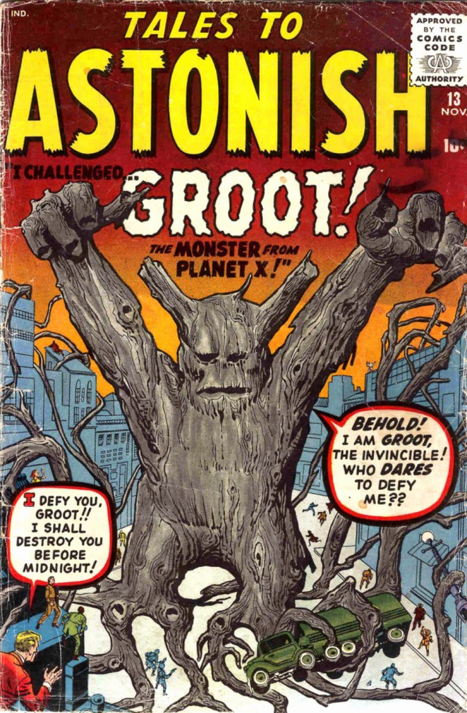 Tales to Astonish 13 GROOT