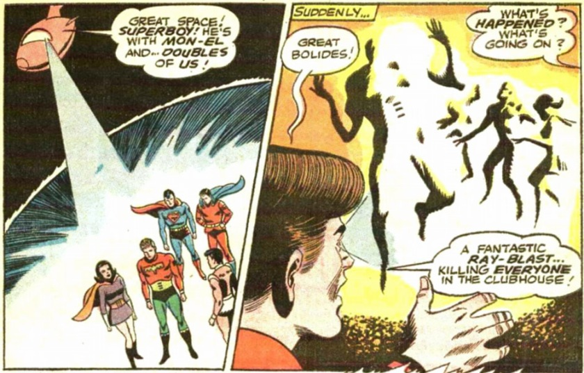 Adventure Comics 380 rayo
