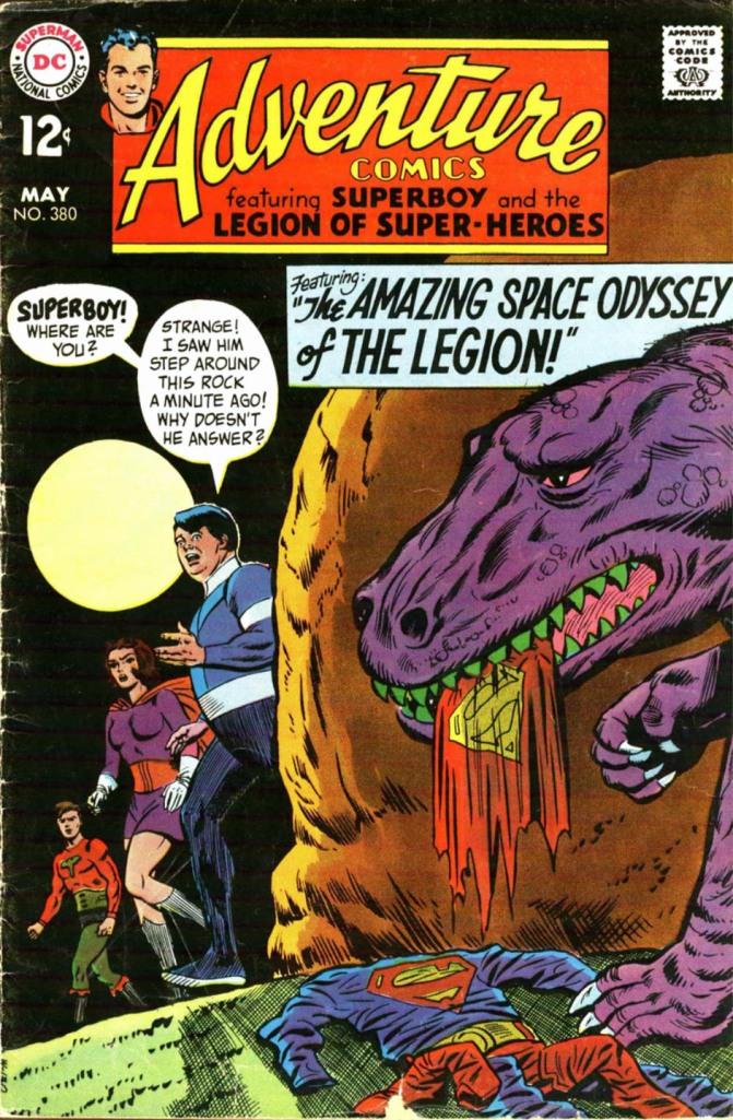 Adventure Comics 380