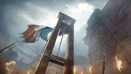 assassins_creed_unity guillotina