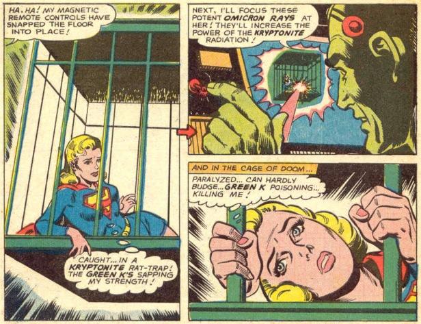 Brainiac 60s Supergirl