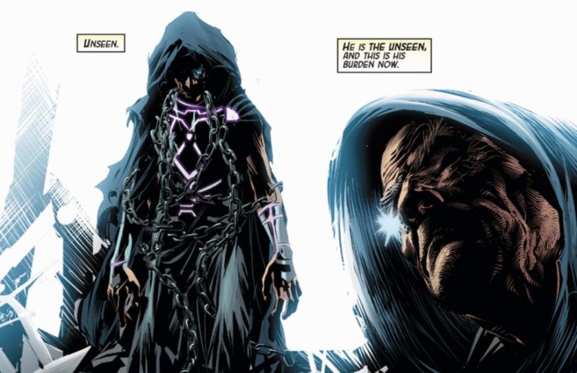 Deodato Original Sin Fury Watcher Nick Furia