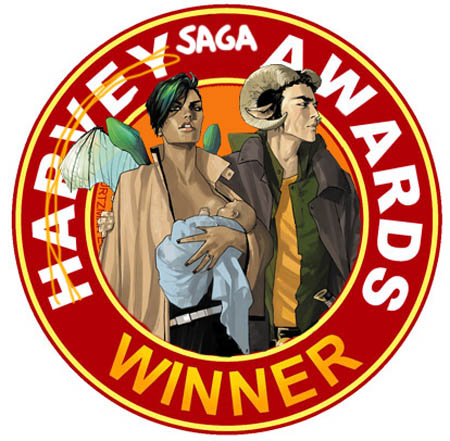 harvey-saga-awards