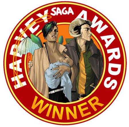 harvey-saga-awards
