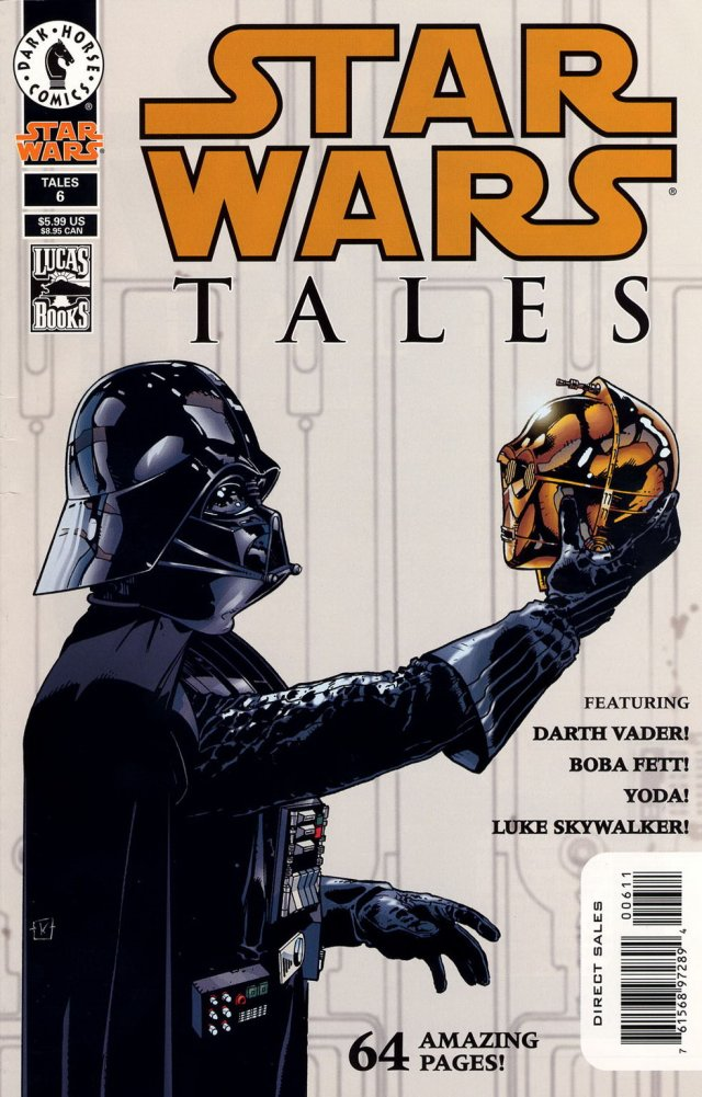 Star Wars Tales 6