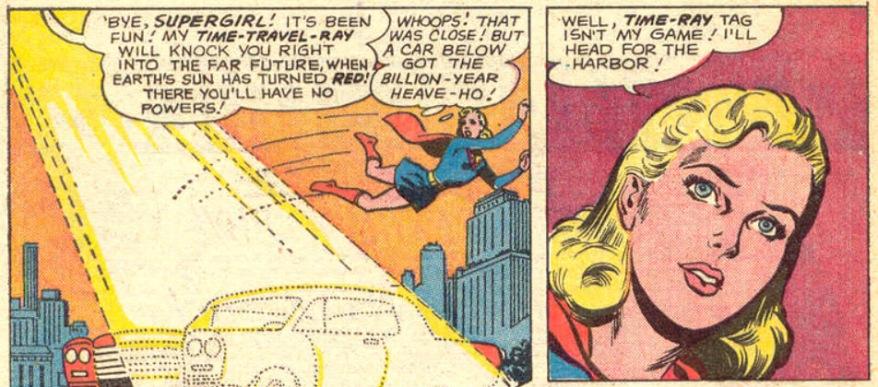 Supergirl Action 339