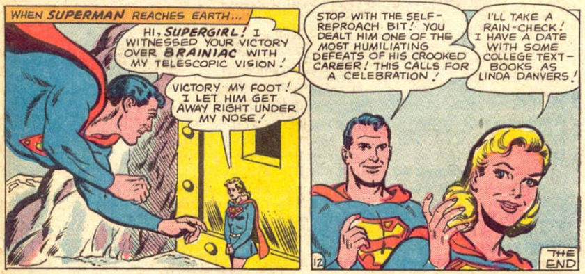 Superman Supergirl Weisinger Shooter