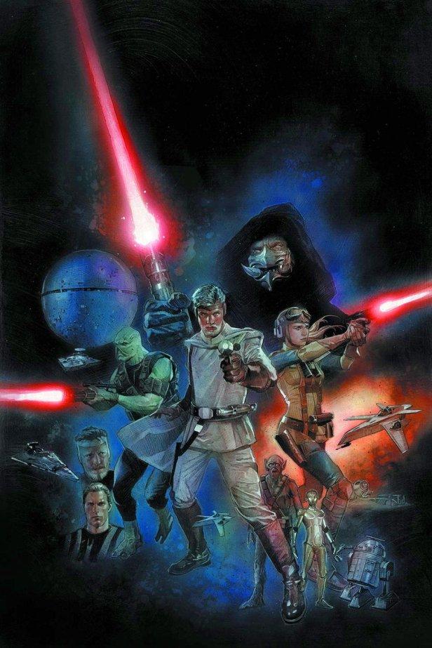 The Star Wars Dark Horse