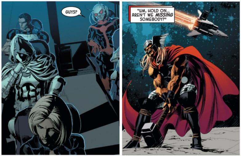 Thor Unworthy Original Sin