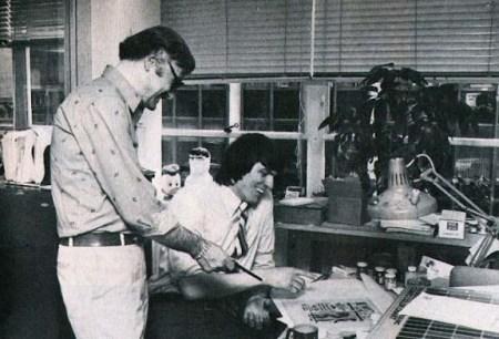 Jim Shooter y Stan Lee