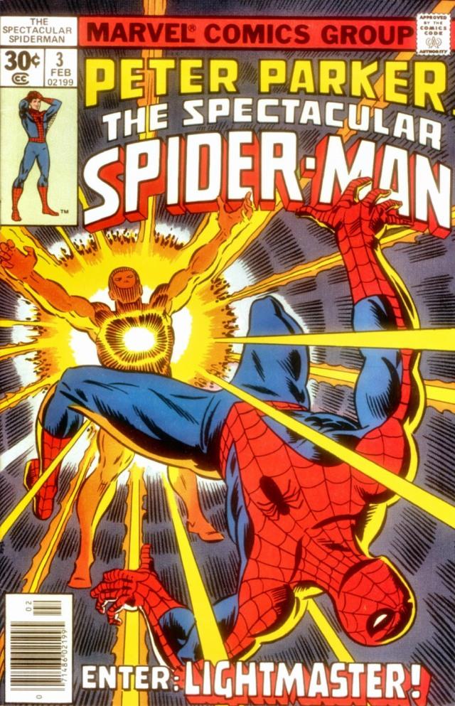 Peter Parker Spectacular Spider-Man 3