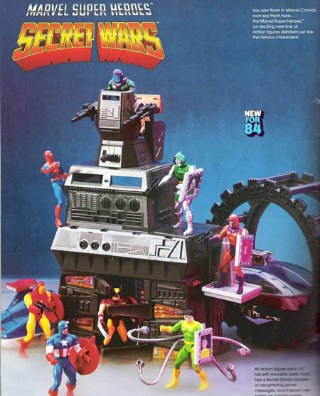 secret-wars-kenner-toys
